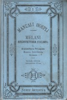 <h0>Architettura Italiana I <span><em>Parte Prima: <span>Architettura Pelasgica, Etrusca, Italo-Greca e Romana</em></span></h0>