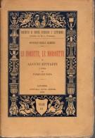 Niccolò degli Albizzi  Le Fiorette, Le Morosette e Alcuni Epitaffi