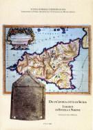 Da un'antica città di Sicilia I decreti di Entella e Nakone  Catalogo della Mostra