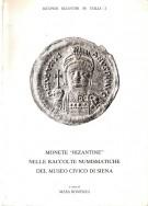 Monete 'Bizantine' nelle Raccolte Numismatiche del Museo Civico di Siena