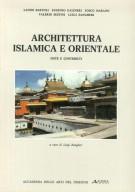 <h0>Architettura islamica e orientale <span><I>Note e contributi</i></span></h0>