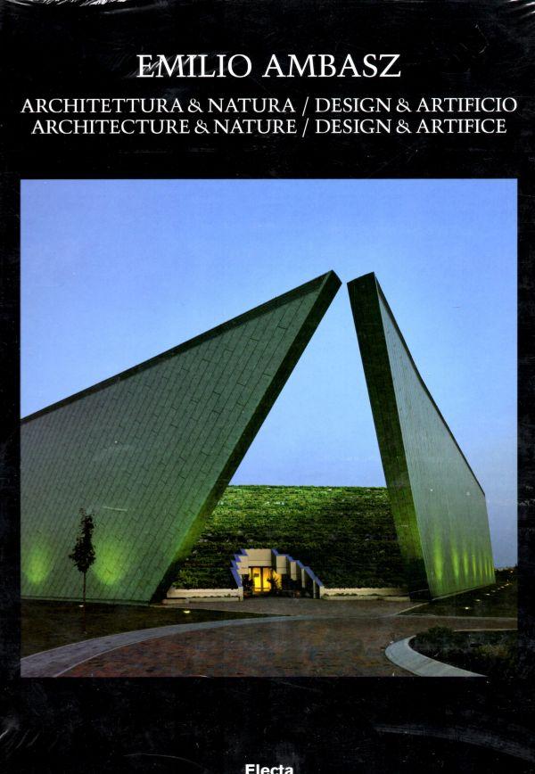 Libreria della spada emilio ambasz architettura for Architettura natura