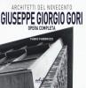 Giuseppe Giorgio Gori Opera Completa