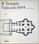 Il Tempio Vaticano 1694 Carlo Fontana