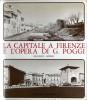 La capitale a Firenze e l'opera di G. Poggi