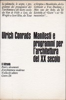 <h0>Manifesti e programmi per l'architettura del XX secolo</h0>