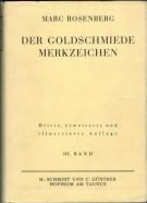Der Goldschmiede Merkzeichen 4 Voll.