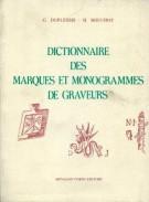 <h0>Dictionnaire des marques et monogrammes de graveurs</h0>