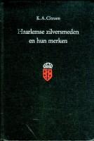 Haarlemse zilversmeden en hun merken