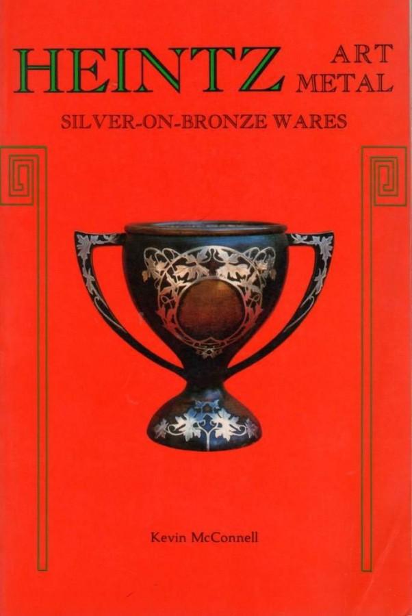 Heintz Art Metal Silver-On-Bronze Wares