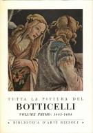 <h0><span><i>Tutta la Pittura del </i></span>Botticelli <span><i>Volume primo: 1445-1484</i></h0>