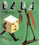 Rivista Dada n. 07 Giacometti Anno 2° n°7 - luglio/settembre 2001