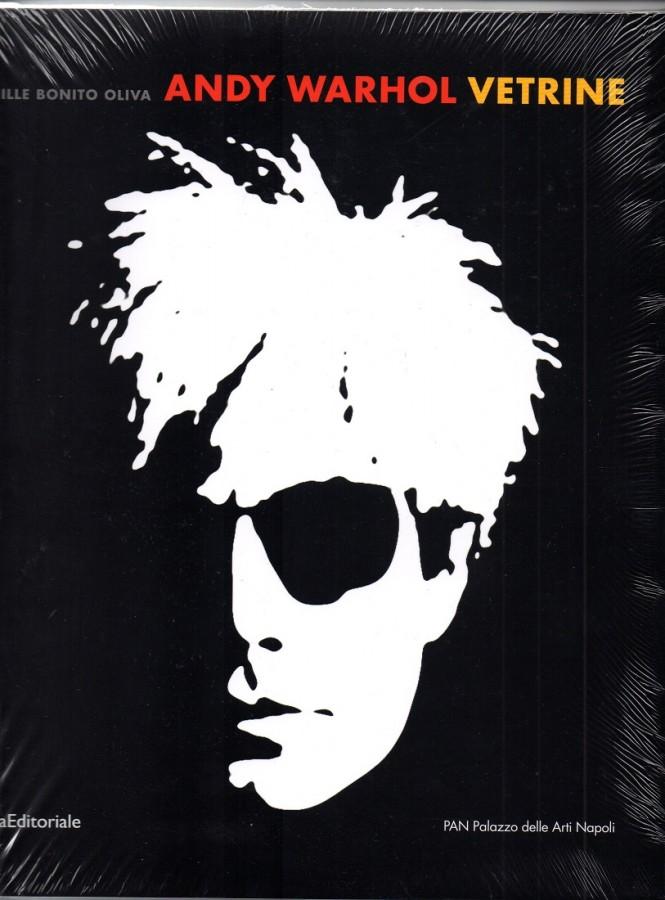 Andy Warhol. Vetrine. Catalogo della mostra (Napoli, 18 aprile-20 luglio 2014)