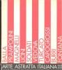 Arte Astratta Italiana 1909-1959