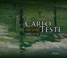 <h0>Carlo Testi <span><i>Corsi d'acqua, corsi di vita <span>Courses of water, courses of life</i></span></h0>
