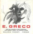 <h0>Emilio Greco <span><i>Opere della donazione al Museo Internazionale d'Arte Moderna di Firenze e alla Pinacoteca Vaticana</i></span></h0>