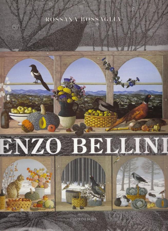 Enzo Bellini Il reale trasfigurato
