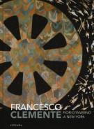 Francesco Clemente Fiori d'inverno a New York