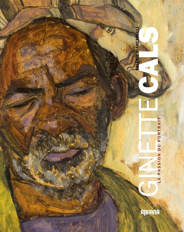 Ginette Cals La passion du portrait