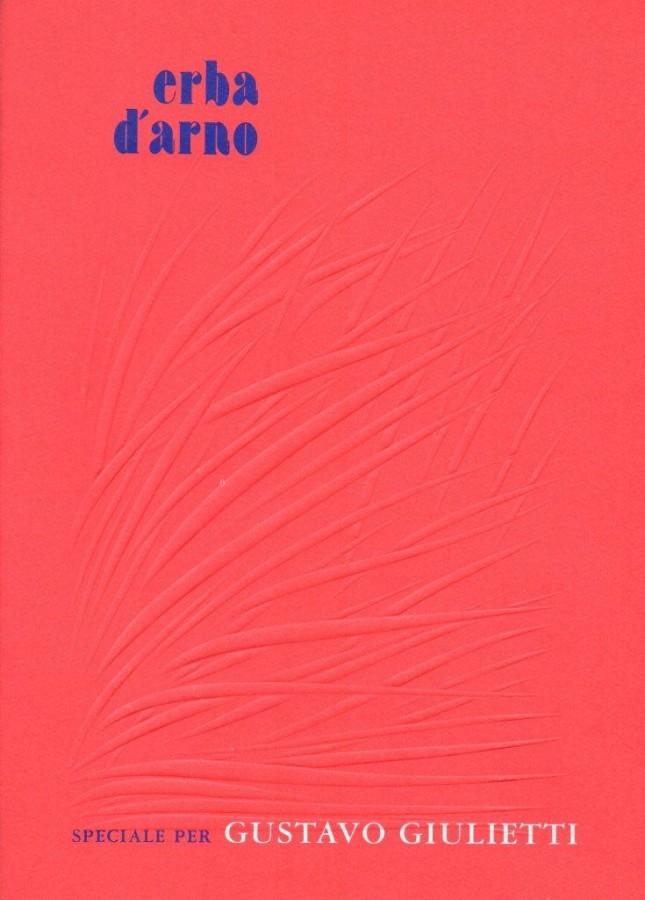 erba d'arno speciale per Gustavo Giulietti