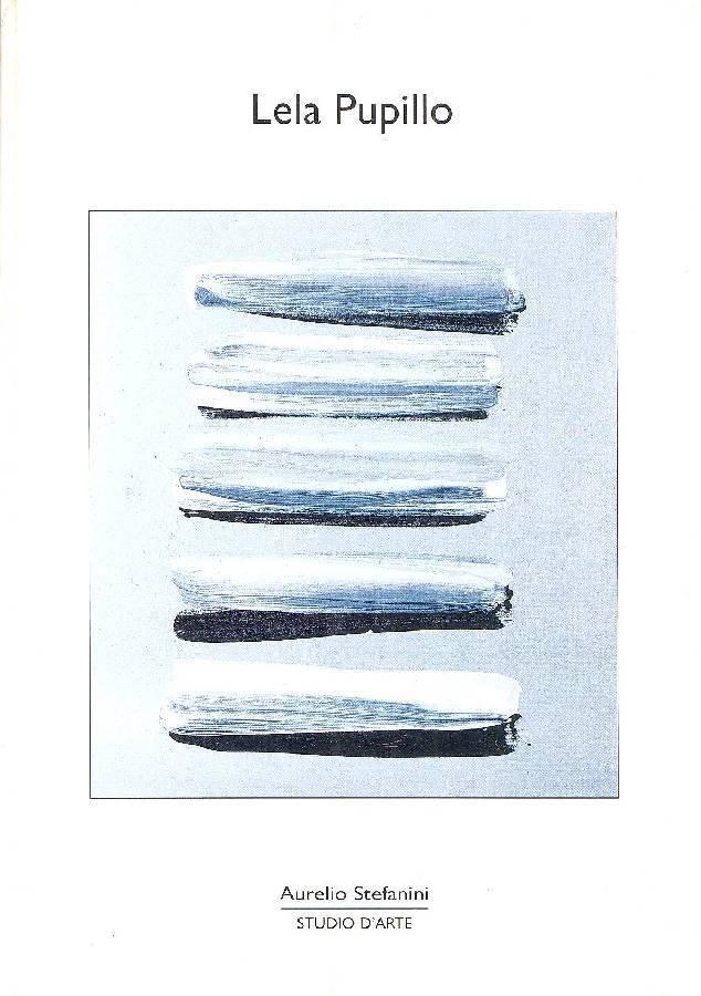 Lela Pupillo 'La pittura è silenzio'
