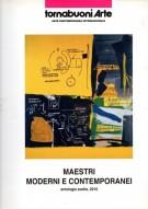 Maestri Moderni e Contemporanei <span>Antologia scelta 2010</span>