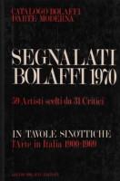 <span>Catalogo Bolaffi d'arte moderna 1970 Vol. II </span>Segnalati Bolaffi 1970
