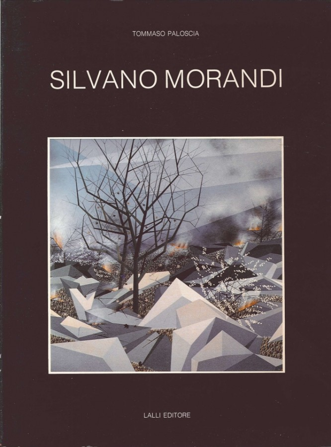 Silvano Morandi periodo 1970-1990