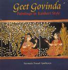 <h0>Geet Govinda <span><i>Paintings in Kanheri Style</i></span></h0>