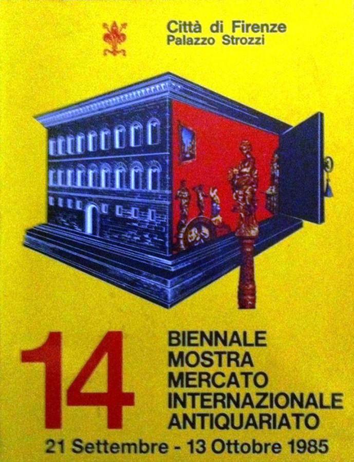 14° Biennale Mostra Mercato Internazionale Antiquariato