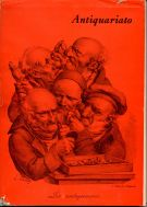 Antiquariato n° 1 - 1962