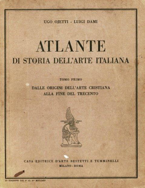 Libreria della spada atlante di storia dell 39 arte for Adorno storia dell arte