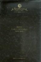 Eredi Carlo de Carlo <span>Parte terza</Span>