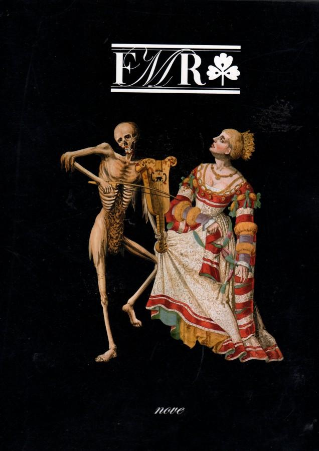 FMR Bimestrale d'Arte Culturale n° n° 9 ottobre-novembre 2005