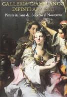 Galleria Giamblanco Dipinti Antichi Pittura italiana dal Seicento al Novecento