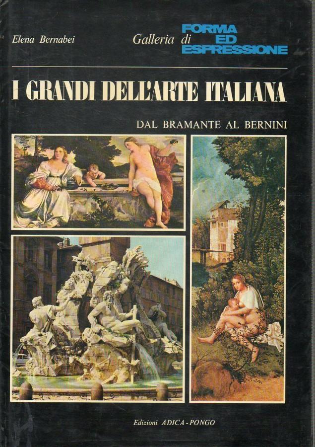 Catalogo Bolaffi d'Arte Moderna 1970 Vol. I La vita artistica italiana nelle stagioni 1967/1968 e 1968/1969
