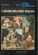 <h0>I grandi dell'Arte italiana <span><i>Dal Bramante al Bernini</i></span></h0>