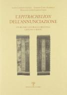 L'Epitrachelion dell'Annunciazione <span>Un ricamo liturgico orientale a Bagno a Ripoli</Span>