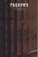 La fortuna di Paestum e la memoria moderna del dorico 1750-1830 Concetti essenziali al percorso espositivo