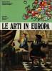Le arti in Europa