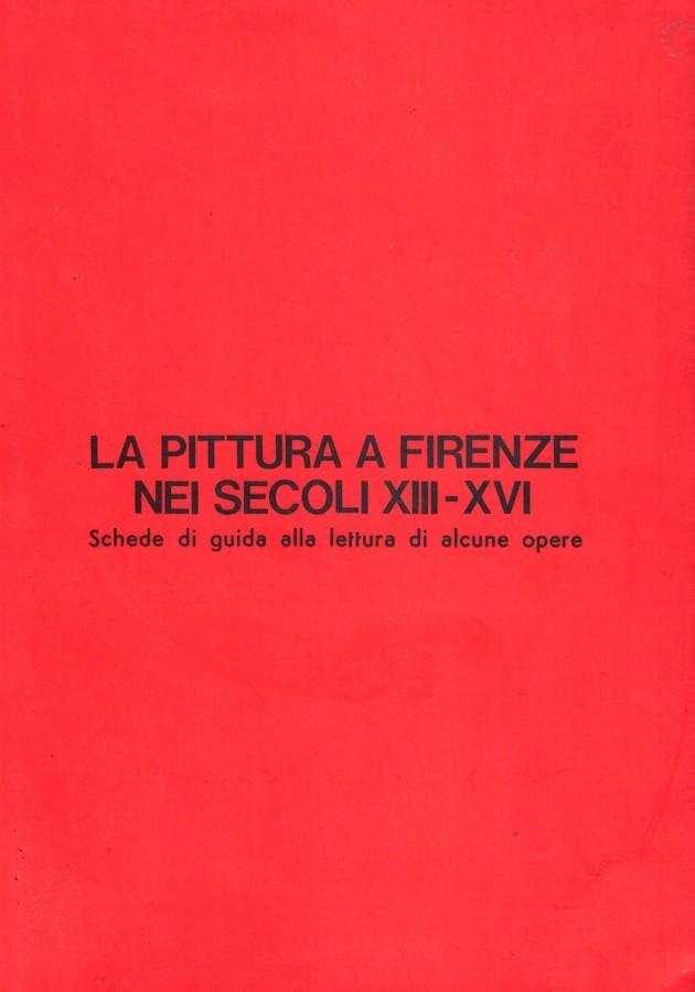 Andrea del Sarto 1486-1530 Dipinti e disegni a Firenze