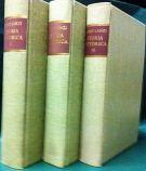 <span>Luigi Lanzi</span> Storia pittorica dell'Italia <span>dal risorgimento delle belle arti fin presso al fine del XVIII secolo 3 Voll. </span>