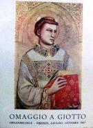 Omaggio a Giotto <span>Orsanmichele Firenze, Giugno - Ottobre 1967</span>