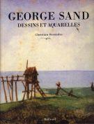 George Sand <span>Dessins et Aquarelles<span>Les Montagnes Bleues</span>