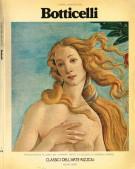 <span><i>L'Opera Completa del </i></span>Botticelli