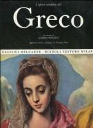 <span><i>L'Opera Completa del</i></span> Greco</span>