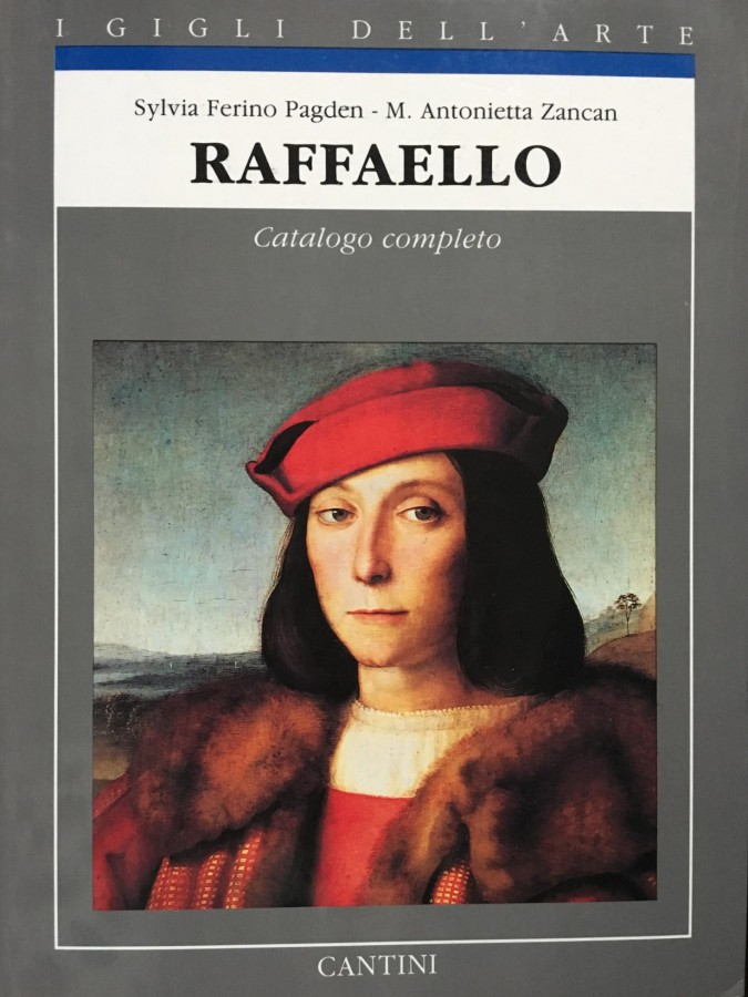 Raffaello Catalogo completo dei dipinti