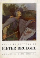 <h0><span><i>Tutta la Pittura di </i></span>Pieter Bruegel</h0>