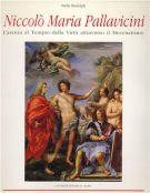 Niccolò Maria Pallavicini <span>L'ascesa al Tempio della Virtù attraverso il Mecenatismo</span>