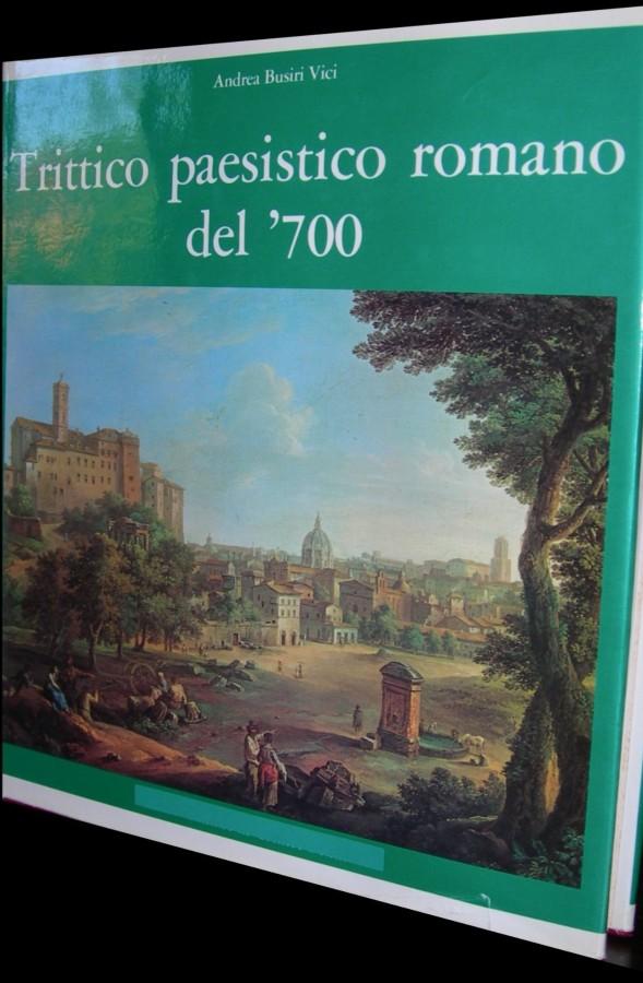 Andrea Locatelli e il paesaggio romano del Settecento